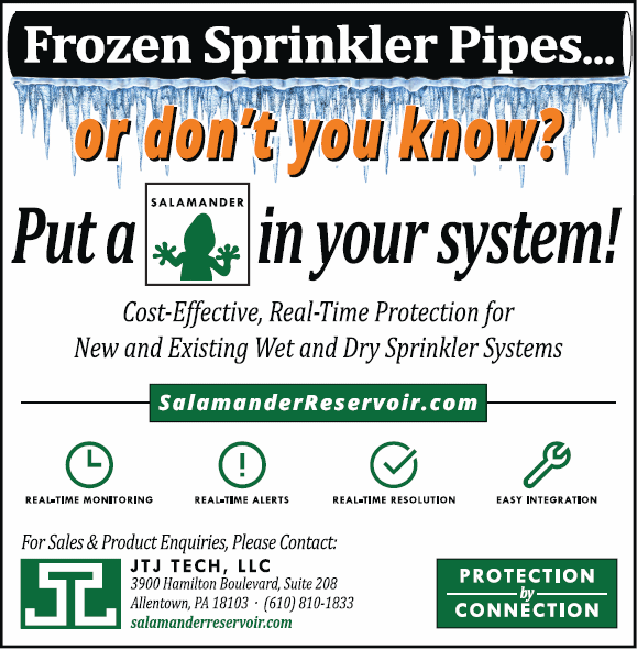 Frozen Sprinkler Pipes... or don't you know?